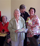 Mother's Day Trading Table - Hahndorf Residential Care