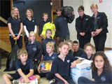 Oakbank Students Support the Animal Welfare League
