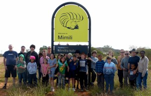 Mimili Anangu Exchang Program