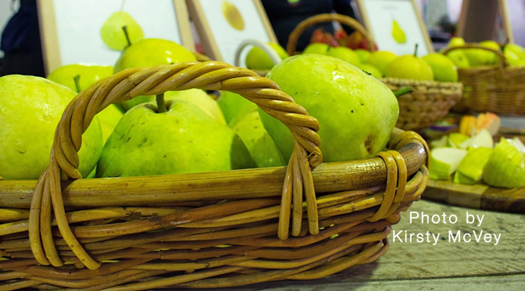 The end of the apple and pear harvest was celebrated in the Adelaide Hills with the launch of the Pome Fest at the end of May.