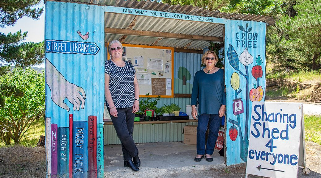 Basket Range Sharing Shed 657 Lobethal Road Grow Free and Street Library
