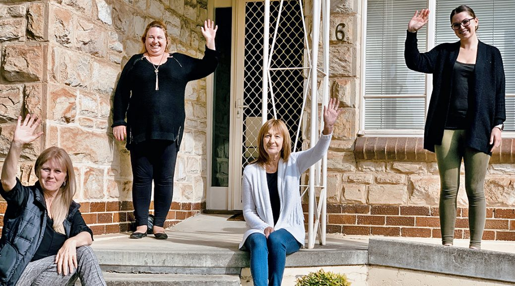 Kalyra Communities Help at Home staff in Mount Barker