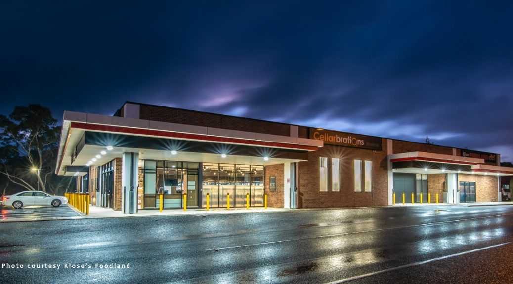 Kloses-Foodland-Woodside-Open-Along-The-Grapevine